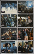 """Movie Posters:Comedy, Ghostbusters (Columbia, 1984). Lobby Card Set of 8 (11"""" X 14"""").Comedy.... (Total: 8 Item)"""