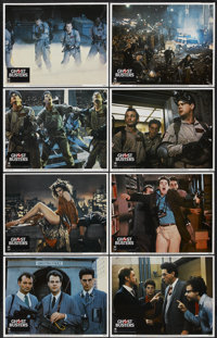 """Ghostbusters (Columbia, 1984). Lobby Card Set of 8 (11"""" X 14""""). Comedy.... (Total: 8 Item)"""