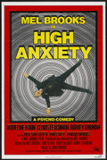 "Movie Posters:Comedy, High Anxiety (20th Century Fox, 1977). One Sheet (27"" X 41"") Tri-Folded Style A. Comedy...."