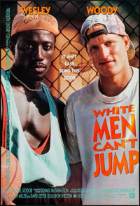 "White Men Can't Jump & Other Lot (20th Century Fox, 1992). Rolled, Very Fine+. One Sheets (3) (26.75"" X 39..."