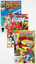Bronze Age (1970-1979):Miscellaneous, Silver to Modern Age Comics Group Group (Various Publishers,1968-92) Condition: Average FN.... (Total: 15 )