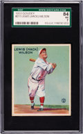 Baseball Cards:Singles (1930-1939), 1933 Goudey Hack Wilson #211 SGC 84 NM 7....