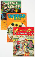 Golden Age (1938-1955):Humor, Golden Age Humor Group of 25 (Various Publishers, 1944-62) Condition: Average FN.... (Total: 25 )