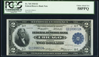 Fr. 765 $2 1918 Federal Reserve Bank Note PCGS Choice About New 58PPQ