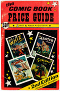 Books:Overstreet, Overstreet Comic Book Price Guide #2 Softcover (Gemstone, 1972) Condition: VG/FN....