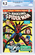 Bronze Age (1970-1979):Superhero, The Amazing Spider-Man #135 (Marvel, 1974) CGC NM- 9.2 Whi...