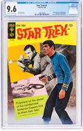 Silver Age (1956-1969):Science Fiction, Star Trek #2 (Gold Key, 1968) CGC NM+ 9.6 Off-white to whitepages....