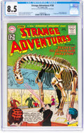 Silver Age (1956-1969):Science Fiction, Strange Adventures #138 (DC, 1962) CGC VF+ 8.5 Off-white to whitepages....