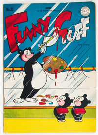 Funny Stuff #22 (DC, 1947) Condition: FN-