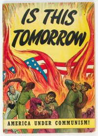 Is This Tomorrow #1 (Catechetical Guild, 1947) Condition: VG+