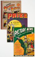 Golden Age (1938-1955):Miscellaneous, Golden Age Comics Group of 23 (Various Publishers, 1940s-50s) Condition: Average VG.... (Total: 23 Comic Books)