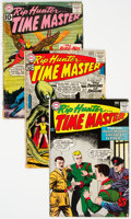 Silver Age (1956-1969):Science Fiction, Rip Hunter... Time Master Group of 13 (DC, 1961-65) Condition: Average VG.... (Total: 13 Comic Books)
