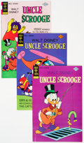 Bronze Age (1970-1979):Cartoon Character, Uncle Scrooge Group of 19 (Gold Key/Whitman, 1975-82) Condition: Average VF.... (Total: 19 Comic Books)