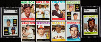 1964 Topps Baseball Complete Set (587) Plus Extra Mays