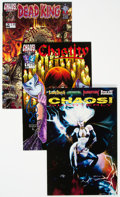 Modern Age (1980-Present):Alternative/Underground, Chaos Long Box Group (Chaos! Comics, 1990s) Condition: AverageNM-....