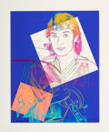 Prints & Multiples, Andy Warhol (1928-1987). Wayne Gretzky #99, 1984. Screenprint in colors on Lenox Museum Board. 40 x 32 inches (101.6 x 8...