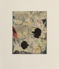 Prints & Multiples:Print, Ed Moses (1926-2018). PARTS-DARC, 1993. Aquatint in colors with sugarlift, white ground, and spitbite on paper. 25-7/8 x...