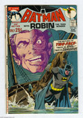 Bronze Age (1970-1979):Superhero, Batman #234 (DC, 1971) Condition: VF. Harvey Dent, aka Two-Face, makes his first modern appearance in this issue. Neal Adams...