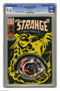 Silver Age (1956-1969):Superhero, Doctor Strange #181 (Marvel, 1969) CGC NM+ 9.6 Off-white pages. Doctor Strange battles Nightmare. Gene Colan cover and art. ...