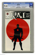 Rai #0 (Valiant, 1992) CGC NM 9.4 White pages. First full appearance of Bloodshot. Origin and first appearance of new Ra...