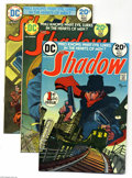 Bronze Age (1970-1979):Miscellaneous, The Shadow #1-12 Group (DC, 1973-75) Condition: Average FN/VF. Thisgroup contains issues # 1, 2, 3, 4, 5, 6, 7, 8, 9, 10, 1... (Total:12 Comic Books Item)