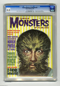 """Silver Age (1956-1969):Horror, Famous Monsters of Filmland #28 (Warren, 1964) CGC VF 8.0 Off-whiteto white pages. """"Island of Lost Souls"""" filmbook. """"Childr..."""