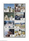 Movie Posters:Sports, The Bad News Bears (Paramount, 1976).... (8 items)