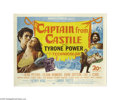 Movie Posters:Adventure, Captain from Castile (20th Century Fox, 1947)....
