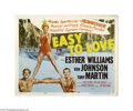 Movie Posters:Musical, Easy to Love (MGM, 1953)....