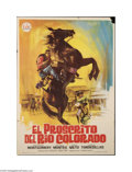 Movie Posters:Foreign, Outlaw of Red River (Fénix Cooperativa Cinematografica, 1965)....