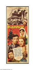 Movie Posters:Adventure, Ivanhoe (MGM, 1952)....