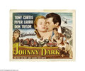 Movie Posters:Action, Johnny Dark (Universal, 1954)....