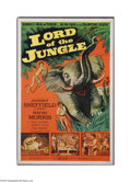Movie Posters:Adventure, Lord of the Jungle (Allied Artists, 1955)....
