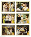 Movie Posters:Musical, Moon Over Miami (20th Century Fox, 1941).... (7 items)
