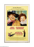 Movie Posters:Western, Rooster Cogburn (Universal, 1975)....