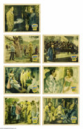 Movie Posters:Adventure, Stanley and Livingston (20th Century Fox, 1939)... (7 items)