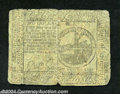 Colonial Notes:Continental Congress Issues, Continental Currency November 2, 1776 $2 Very Good. This ...