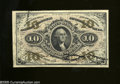 Fractional Currency:Third Issue, Fr. 1253 10c Third Issue Very Choice Crisp Uncirculated....