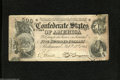 """Confederate Notes:1864 Issues, 1864 $500 Equestrain Statue of Washington Confederate Flag on left; General T.J, """"Stonewall"""" Jackson on right, T-64, VG...."""