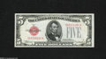 Small Size:Legal Tender Notes, Fr. 1527 $5 1928B Legal Tender Note. Gem New....