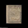 Colonial Notes:Continental Congress Issues, Continental Currency February 17, 1776 $2/3 Gem New....