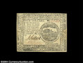 Colonial Notes:Continental Congress Issues, Continental Currency May 9, 1776 $4 Very Choice New....