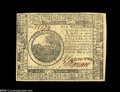 Colonial Notes:Continental Congress Issues, Continental Currency May 9, 1776 $6 Very Choice New....