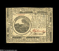 Colonial Notes:Continental Congress Issues, Continental Currency May 9, 1776 $6 Choice About New....