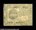 Colonial Notes:Continental Congress Issues, Continental Currency November 2, 1776 $7 Gem New. Well ...