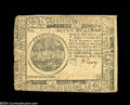 Colonial Notes:Continental Congress Issues, Continental Currency February 26, 1777 $7 Extremely Fine....