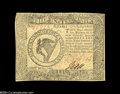 Colonial Notes:Continental Congress Issues, Continental Currency September 26, 1778 $8 Very Choice New....