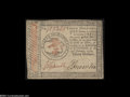Colonial Notes:Continental Congress Issues, Continental Congress Issue January 14, 1779 $3 Extremely Fine....