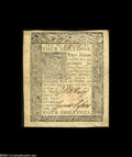 Colonial Notes:Delaware, Delaware January 1, 1776 4s Choice About New....