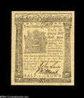Colonial Notes:Delaware, Delaware May 1, 1777 2s6d Superb Gem New....